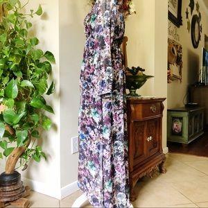Jessica Simpson Dresses - Jessica Simpson Floral Maternity Dress        L128
